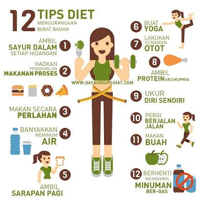 diet untuk kurus